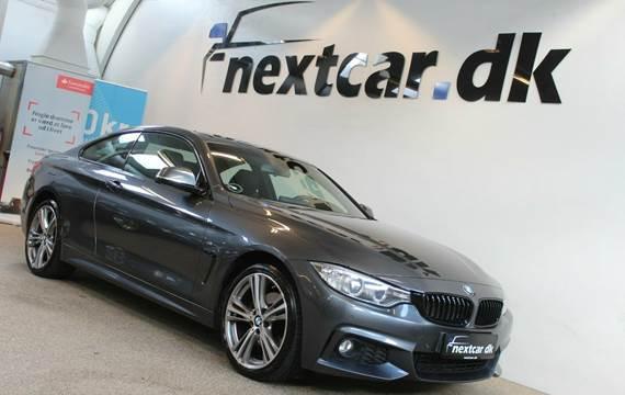 BMW 430d Coupé xDrive aut. 3,0