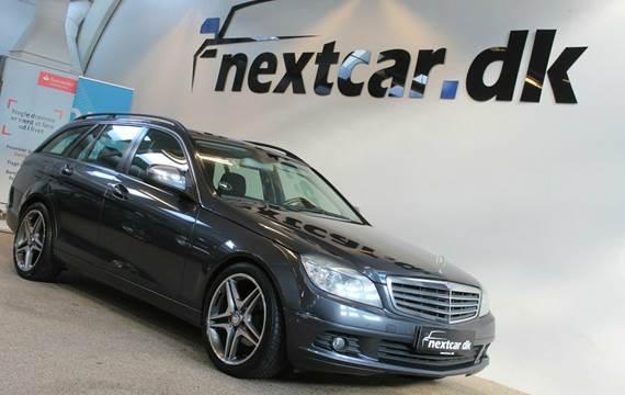 Mercedes C200 CDi Classic stc. aut. 2,2
