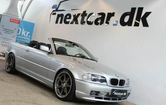 BMW 330Ci Cabriolet 3,0
