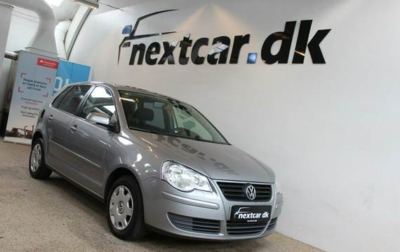 VW Polo TDi 100 United 1,9