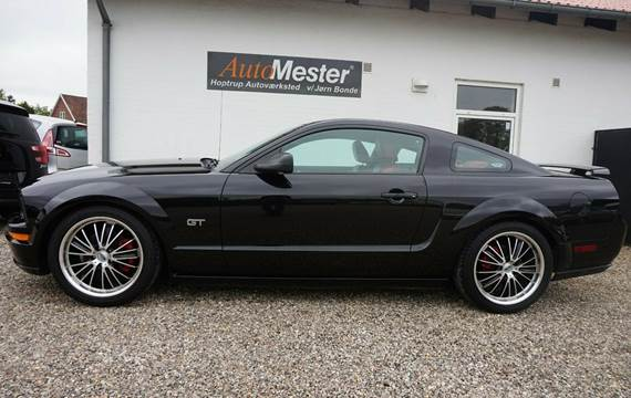 Ford Mustang 4,6 GT Coupé