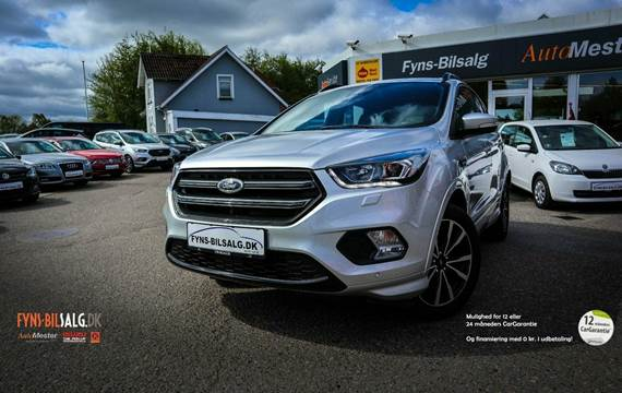Ford Kuga SCTi 182 ST-Line aut. AWD 1,5