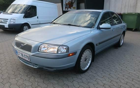 Volvo S80 140 2,4