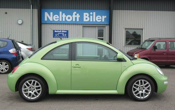 VW New Beetle Highline 2,0