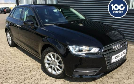 Audi A3 TFSi 110 Attraction SB 1,2