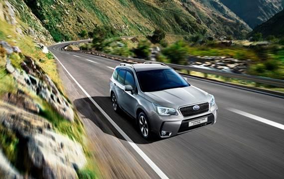 Subaru Forester X-line XE L-tr. 2,0