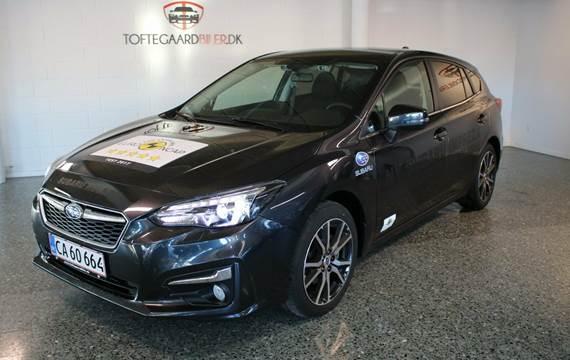 Subaru Impreza Active CVT 1,6
