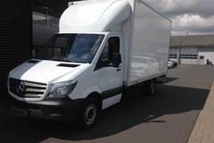 Mercedes Sprinter 316 CDi R3 Alukasse m/lift 2,2