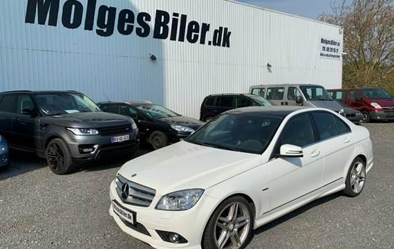 Mercedes C350 CDi aut. 4-M 3,0