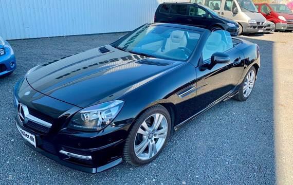 Mercedes SLK250 aut. BE 1,8