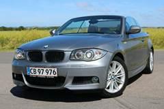 BMW 120d Cabriolet aut. 2,0
