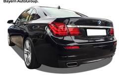 BMW 740d xDrive aut. 3,0