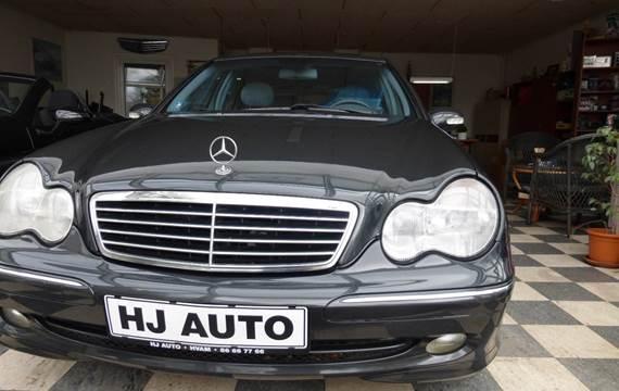 Mercedes C220 CDi Avantgarde aut. 2,2