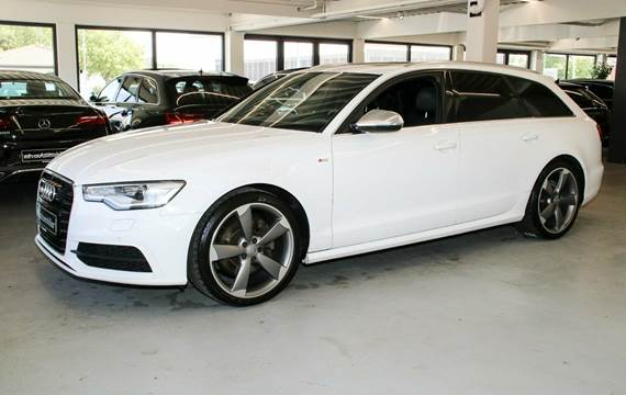 Audi A6 TDi 245 S-line Avant quat Tipt 3,0