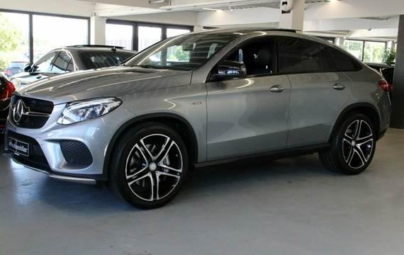 Mercedes GLE450 AMG Coupé aut. 4-M 3,0