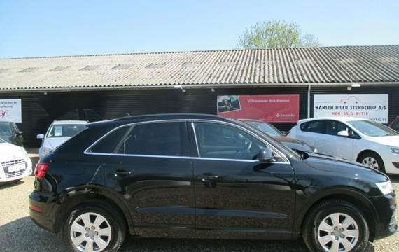 Audi Q3 TDi 184 quattro S-tr. 2,0