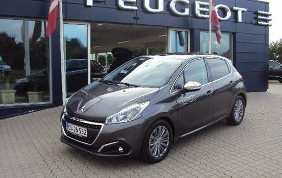 Peugeot 208 BlueHDi 100 Edition+ 1,6