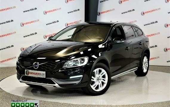 Volvo V60 CC D4 190 Momentum aut. AWD 2,4
