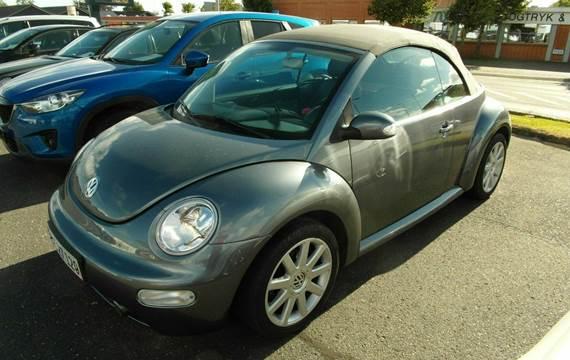 VW New Beetle Highline Cabriolet 2,0