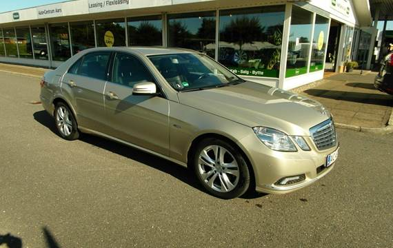 Mercedes E350 CDi Elegance aut. BE 3,0