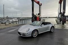 Porsche 911 Carrera 4S Cabriolet Tiptr. 3,8