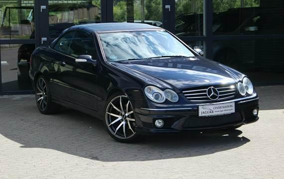 Mercedes CLK320 Cabriolet Avantgarde aut. 3,2