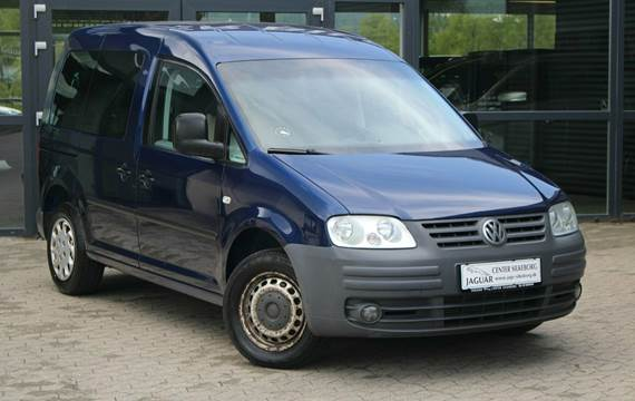 VW Caddy TDi Life 1,9