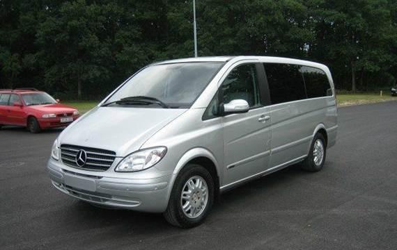 Mercedes Viano 2,2 CDi Ambiente aut. lang
