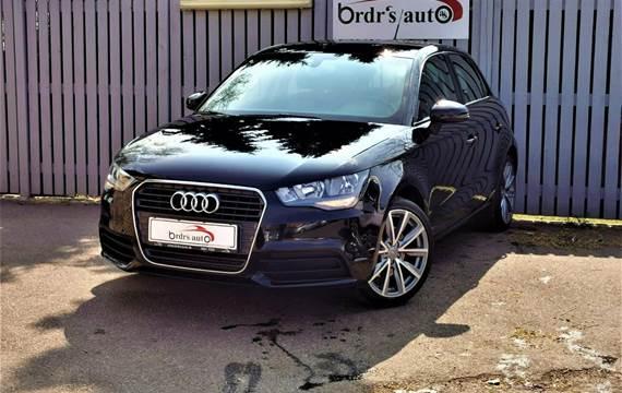Audi A1 TDi 105 Attraction SB 1,6