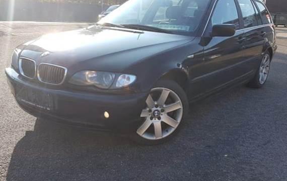 BMW 330d 3,0 Touring Steptr.