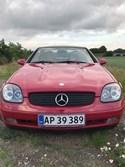Mercedes SLK230 2,3 230