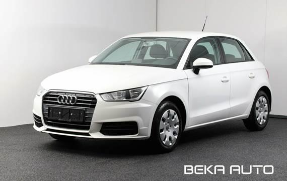 Audi A1 TFSi 95 SB 1,0