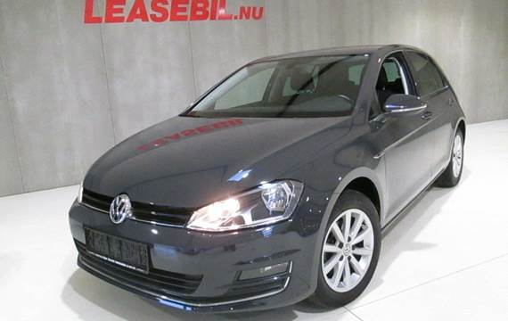 VW Golf VII TSi 125 Lounge 1,4