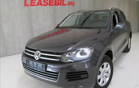VW Touareg V6 TDi Tiptr. 4M BMT Van 3,0