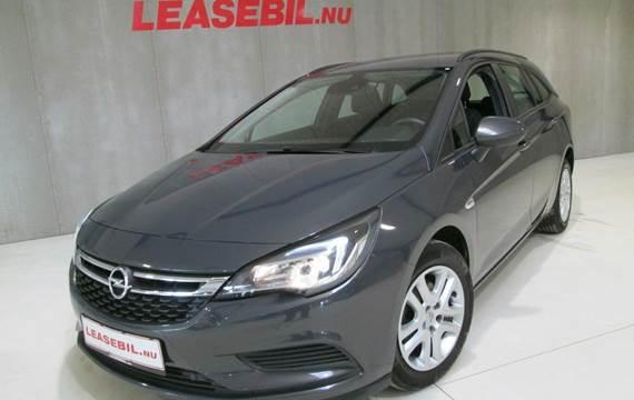 Opel Astra CDTi 110 ST 1,6