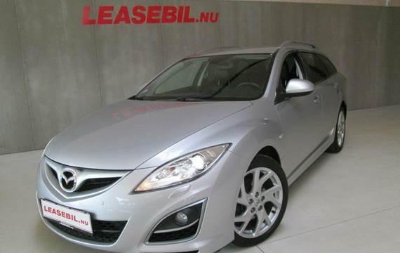 Mazda 6 DE 129 Advance stc. 2,2