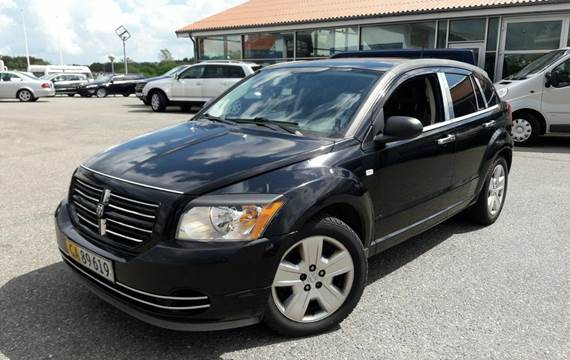 Dodge Caliber CRD SE Van 2,0