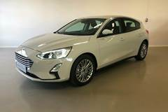 Ford Focus EcoBoost Titanium Business 1,0