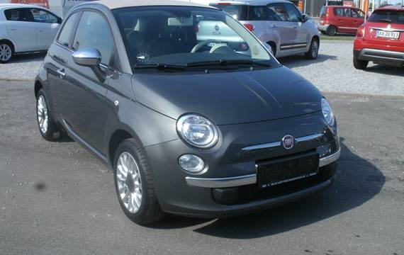 Fiat 500C Popstar 1,2