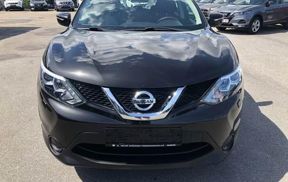 Nissan Qashqai dCi 110 Visia 1,5