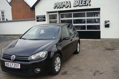VW Golf VI TDi 105 Highline BMT 1,6