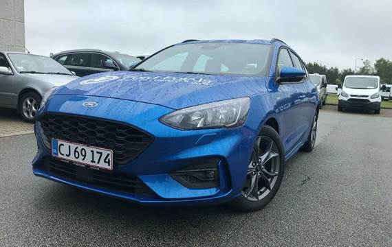 Ford Focus EcoBoost ST-Line stc. 1,0