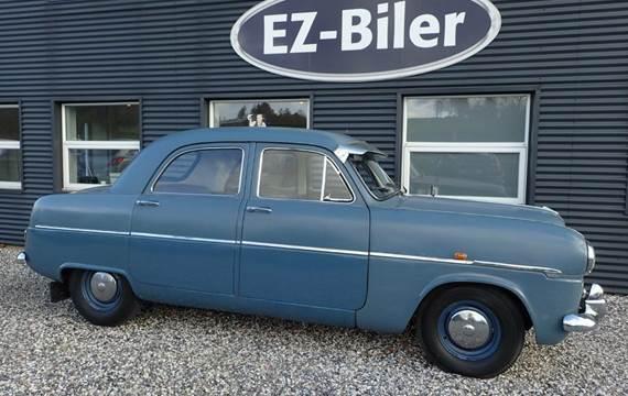 Ford Zephyr Six Saloon 2,3