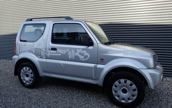 Suzuki Jimny JLX 4x4 1,3