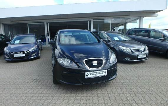 Seat Altea TDi 105 Reference 1,9