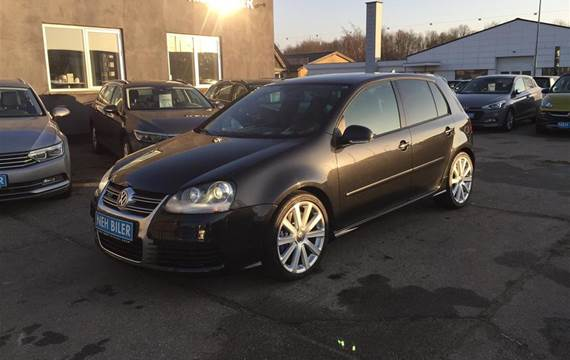 VW Golf V6 R32 4Motion DSG  5d Aut. 3,2