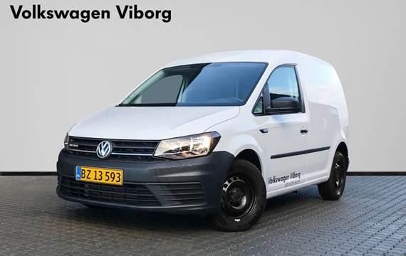 VW Caddy 2,0 TDi 102 BlueMotion Van