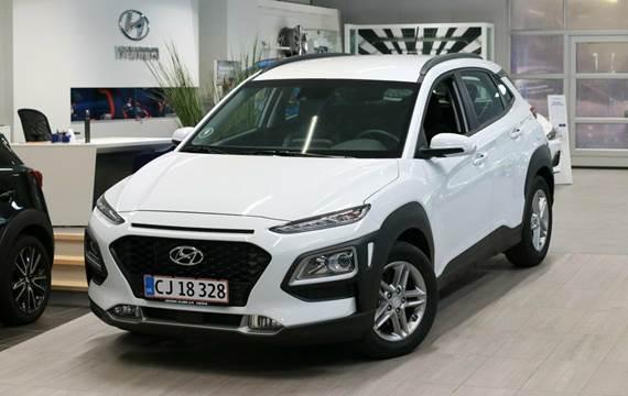 Hyundai Kona T-GDi 120 Limited Edition 1,0