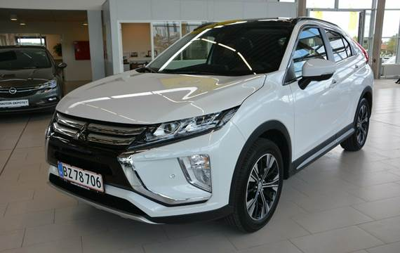 Mitsubishi Eclipse Cross T 163 Intense+ CVT 1,5