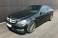 Mercedes C350 Coupé aut. BE 3,5